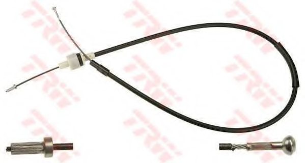 Cablu ambreiaj TRW GCC1824