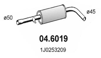 Toba esapamet intermediara ASSO 04.6019