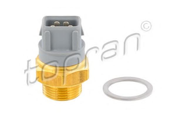 Comutator temperatura ventilator radiator TOPRAN 300 629