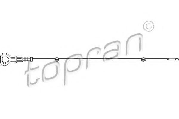 Joja ulei TOPRAN 109 303