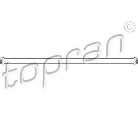Furtun frana TOPRAN 303 943