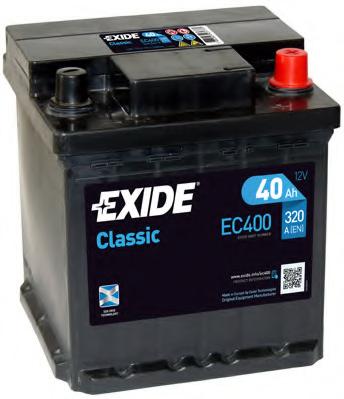 Baterie de pornire EXIDE EC400