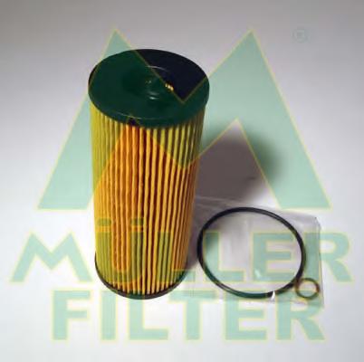 Filtru ulei MULLER FILTER FOP380
