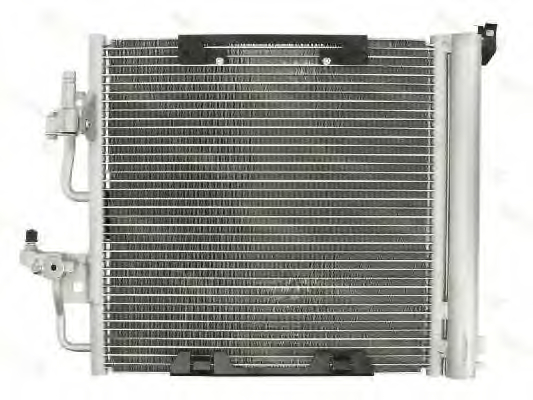 Condensator climatizare THERMOTEC KTT110026