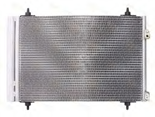 Condensator climatizare THERMOTEC KTT110159