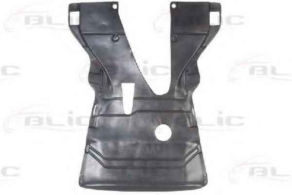 Acoperire motor BLIC 6601-02-6037860P