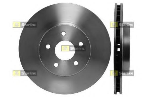 Disc frana STARLINE PB 2589