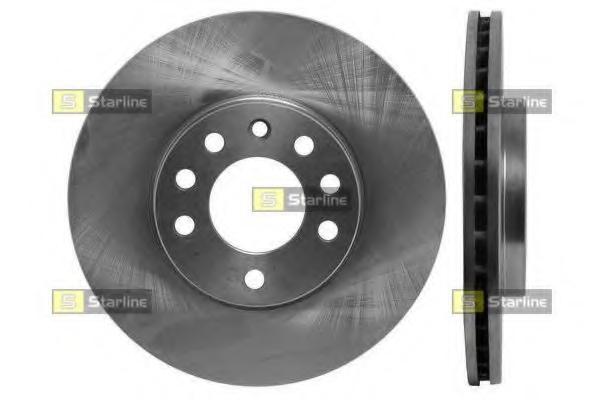 Disc frana STARLINE PB 2798