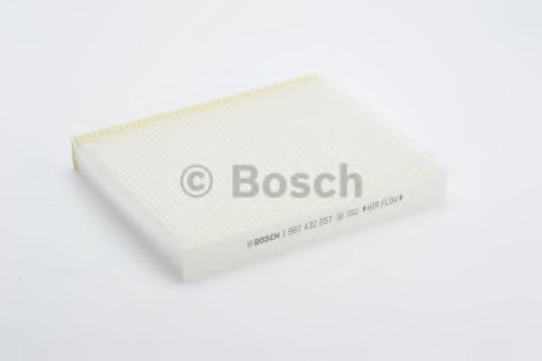 Filtru aer habitaclu BOSCH 1 987 432 057