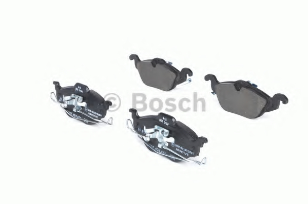 Set placute frana BOSCH 0 986 424 456