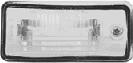 Iluminare numar de circulatie VAN WEZEL 0325920