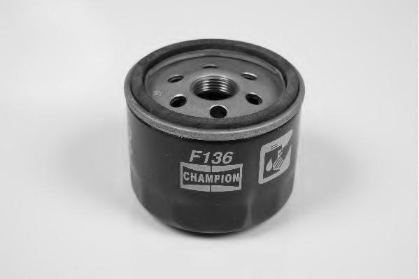 Filtru ulei CHAMPION F136/606