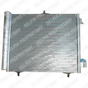 Condensator climatizare DELPHI TSP0225481
