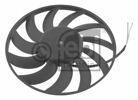Ventilator radiator FEBI BILSTEIN 30742