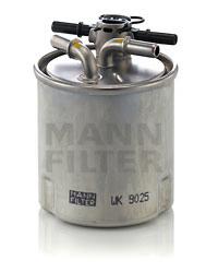 Filtru combustibil MANN-FILTER WK 9025