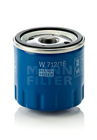 Filtru ulei MANN-FILTER W 712/16
