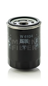 Filtru ulei MANN-FILTER W 610/4