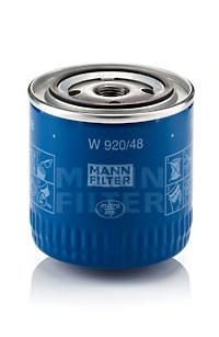 Filtru ulei MANN-FILTER W 920/48
