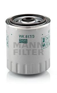 Filtru combustibil MANN-FILTER WK 817/3 x