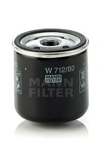 Filtru ulei MANN-FILTER W 712/80
