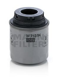Filtru ulei MANN-FILTER W 712/94