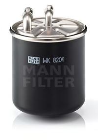 Filtru combustibil MANN-FILTER WK 820/1