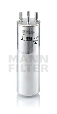 Filtru combustibil MANN-FILTER WK 857/1