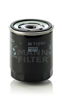 Filtru ulei MANN-FILTER W 712/54
