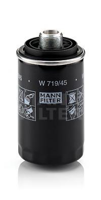 Filtru ulei MANN-FILTER W 719/45