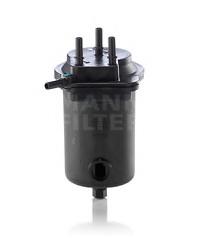 Filtru combustibil MANN-FILTER WK 939/12 x