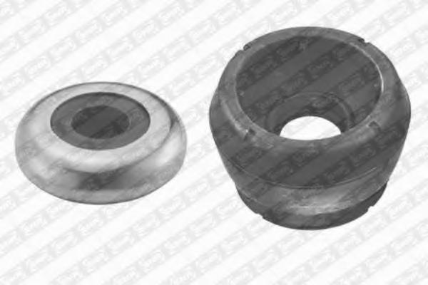 Set reparatie rulment sarcina amortizor SNR KB657.08