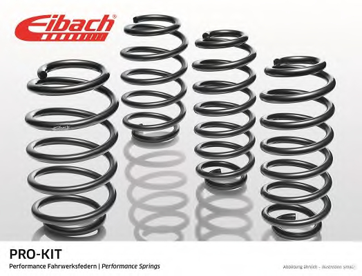 Set suspensie arcuri elicoidale EIBACH E10-40-011-03-22