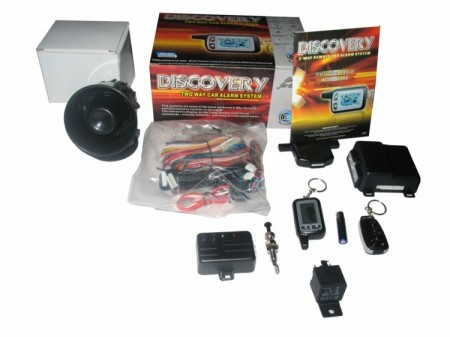 Alarma auto Discovery AS500.1