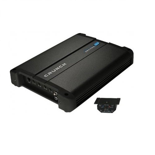 Amplificator auto Crunch DSX-1750, 1 canal, 375W RMS/2 Ohmi