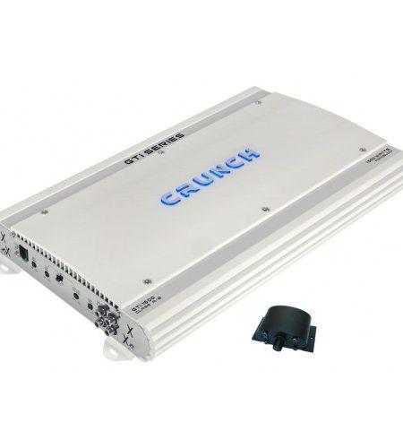 Amplificator auto Crunch GTI-1500, 1 canal, 750W RMS/2 Ohmi