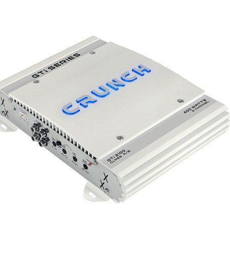 Amplificator auto Crunch GTI-2100, 2 canale, 100W RMS/2 Ohmi