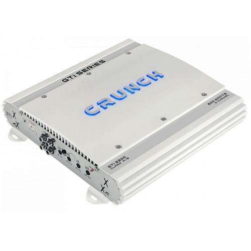 Amplificator auto Crunch GTI-2200, 2 canale, 220W RMS/2 Ohmi