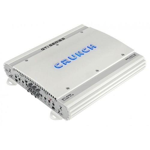 Amplificator auto Crunch GTI-4100, 4 canale, 100W RMS/2 Ohmi
