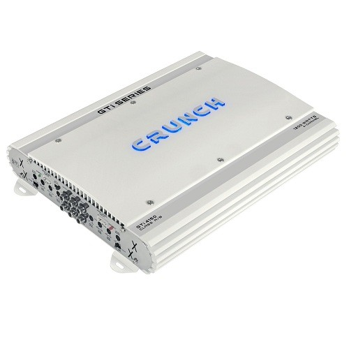 Amplificator auto Crunch GTI-4150, 4 canale, 150W RMS/2 Ohmi