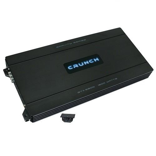 Amplificator auto Crunch GTX-5900, 5 canale, 4x125W + 1X300W RMS/2 Ohmi