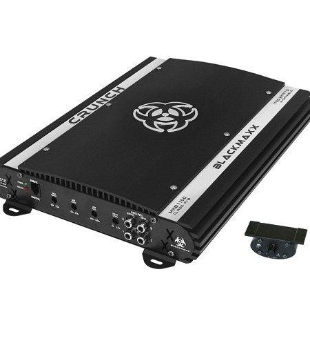 Amplificator auto Crunch MXB-1100, 1 canal, 550W RMS/2 Ohmi