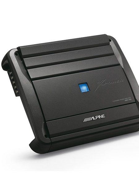 Amplificator auto digital MRX-V60/V70, clasa D, 5 canale, 1200W, 4 Ohmi