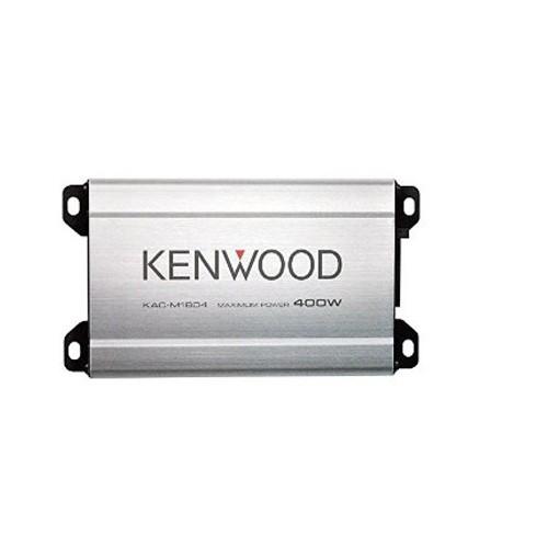 Amplificator auto Kenwood KAC-M1804, 4 canale, 400W, 4 Ohmi