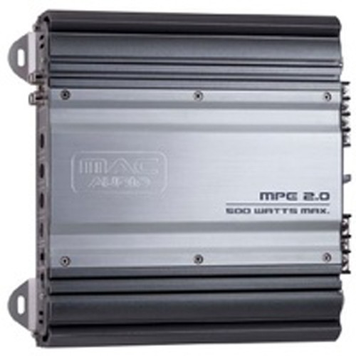 Amplificator auto Mac Audio MPE 2.0, 2 canale, 160W RMS