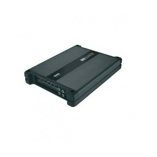 Amplificator auto MB Quart NSC2100, 2 canale, 175W RMS/2 Ohm