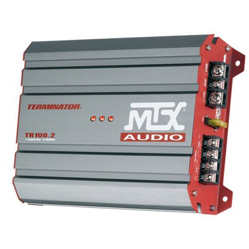 Amplificator auto MTX TR100.2, 2 canale , 200W