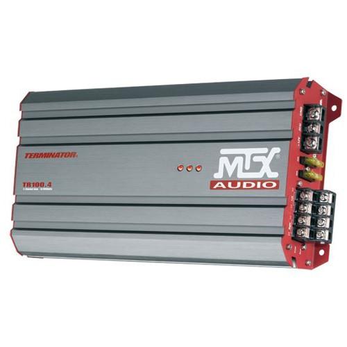 Amplificator auto MTX TR100.4, 4 canale , 400W