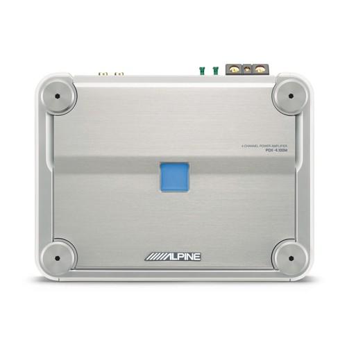 Amplificator digital Alpine PDX-4.100M, 4/3/2 canale, 100WRMS x 1 la 4ohm/2ohm