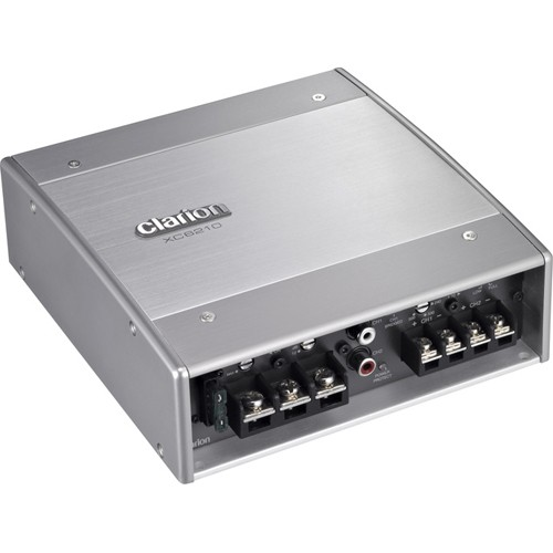 Amplificator marin Clarion XC6210, 2 canale, 350W