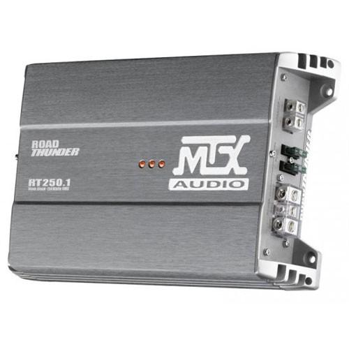 Amplificator MTX Road Thunder RT250.1,  Mono, Clasa D, 250 W
